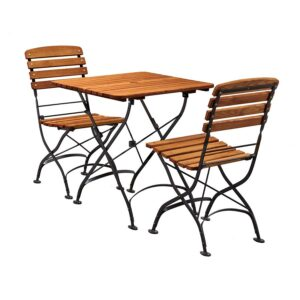 Arch Square Dining Set