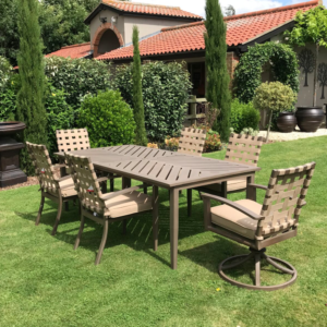 Outdoor Chairs, Stools & Tables